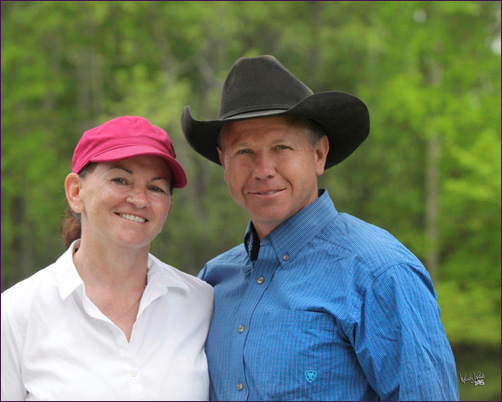 Todd and Maureen Owens